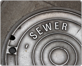 sewer main cleaning